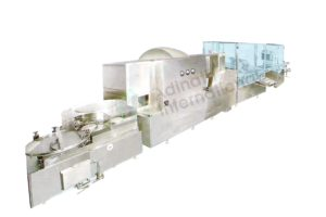 Powder Injection Vial Filling Line